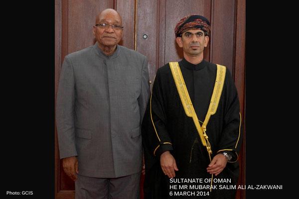 Credentials-Oman