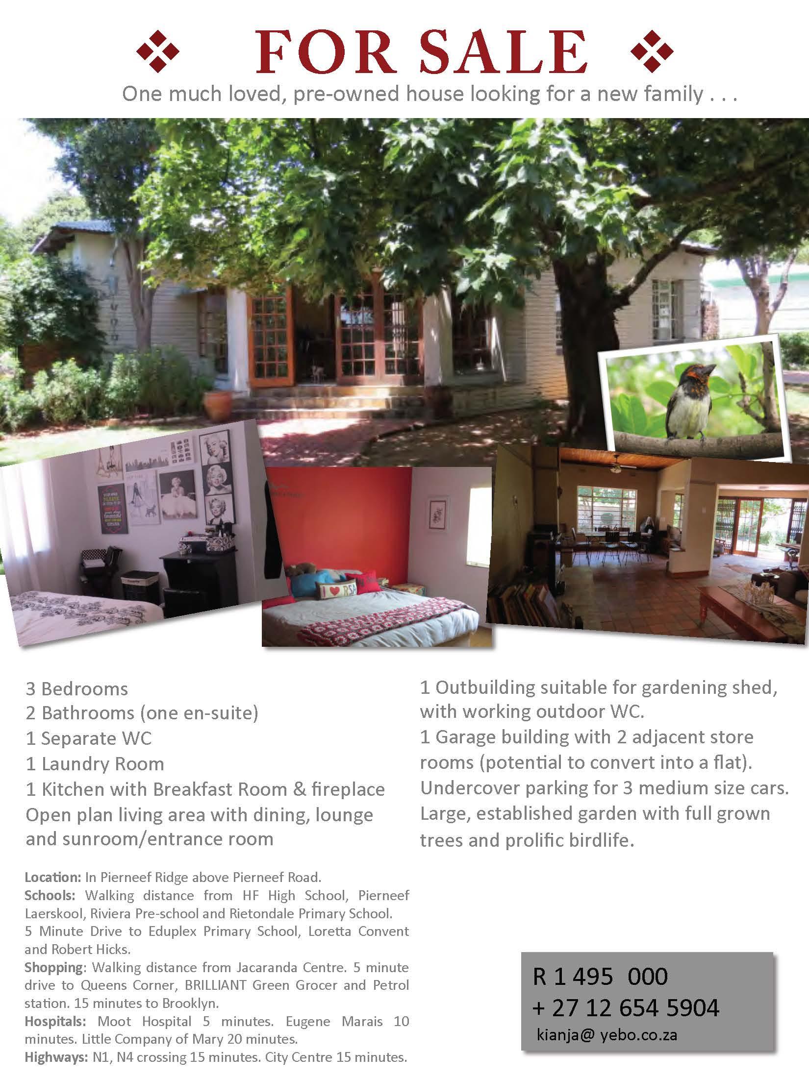 house for sale_villieria use